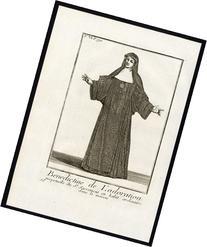 2 Antique Religious Prints-ADORATION PERPETUELLE DU ST
