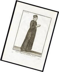 2 Antique Religious Prints-CATHOLIC ORDER-SOCIETY OF THE