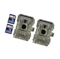 Moultrie Low Glow 14MP Mini 888 Infrared Trail Game Cameras