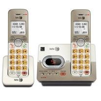 AT&T EL52213 2 Handset Cordless Answering System With Caller