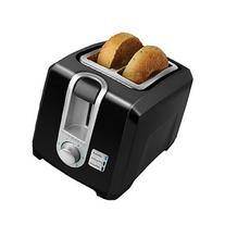 Black & Decker 2-Slice Toaster Model T2569B, Black, 1 ea