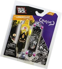 2 TECH DECK FINGERBOARD - LONGBOARD - RAYNE - Series 1