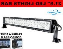 MICTUNING 21.5 Inch 120W Combo Led Light Bar - 8000 Lumen,