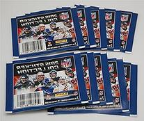 20 PACKS: 2015 Panini NFL Football Sticker Collection