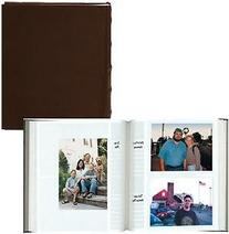 Pioneer Photo Albums 200-Pocket European Bonded Leather