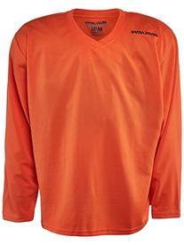 Bauer 200 Practice Hockey Jersey - Senior - Medium - Orange
