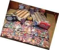 200 YuGiOh Card Lot! 15 Rares & 10 Holos! FREE BONUS YuGiOh
