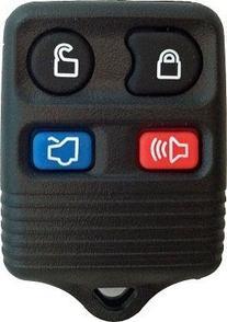2000-2008 Ford Focus Keyless Entry Remote Key Fob Ins