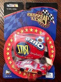2002 Dale Earnhardt Jr Signed OREO RITZ W/ Hood Winners