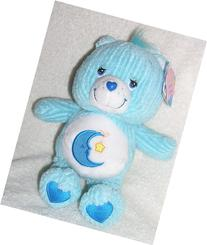 """2004 Care Bears Special Edition 10"""" Plush Soft Lil Bedtime"""