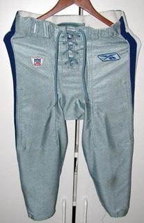 2006 Dallas Cowboys Game Used Pants 24 Marion Barber Cowboys