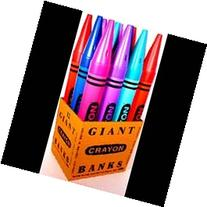 Fantazia 200BDR 36 Inch Giant Crayon Bank - Red