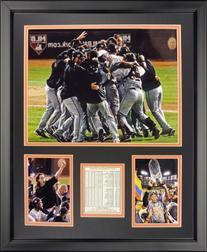 Legends Never Die 2010 San Francisco Giants World Series