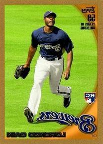 2010 Topps Update Gold #US-173 Lorenzo Cain Baseball Rookie