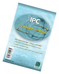 2012 International Plumbing Code Turbo Tabs for Paper Bound