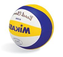 MIKASA VLS300, BEACH CHAMP – OFFICIAL GAME BALL OF THE