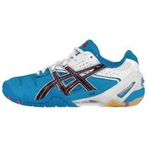 Asics 2013 Women's Gel-Blast 5 Indoor Court Shoe - E379N.