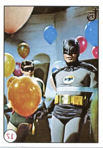 2013 Topps 75th Anniversary Trading Card  # 43 Batman Laffs