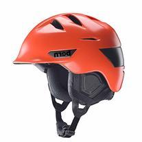 Bern 2014/15 Rollins Zip Mold Winter Snow Helmet