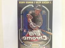 2014 Topps Chrome Baseball Blaster Box