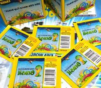 2014 Panini FIFA World Cup Soccer Stickers