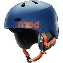 Bern Macon EPS 4-Season Helmet Matte Navy Blue, L