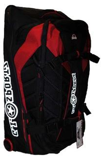 "2014 GI Sportz Paintball Tankr 34"" Roller Bag - Black/Red"