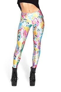 Zanuce Women's 2015 NEW Anime Print Pattern Tight Stretch