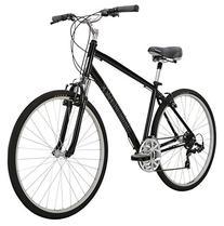 Diamondback Bicycles 2015 Edgewood Complete Hybrid Bike, 17-