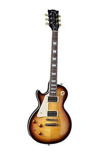 2015 Gibson LP Less Plus in Fireburst