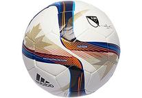 adidas Performance 2015 MLS Glider Soccer Ball, White/Blue/