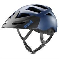 Bern 2015 Men's Morrison Zipmold Summer Bike Helmet w/Visor