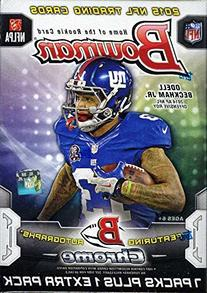 2015 Bowman NFL Football EXCLUSIVE Factory Sealed Retail Box