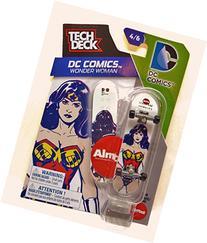 2015 Tech Deck DC Comics 4/6 - Wonder Woman Finger