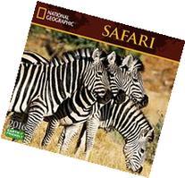 2016 Safari Wall Calendar