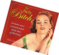 2016 Daily Bitch Box Daily Calendar