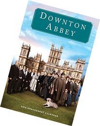 2016 Downton Abbey Engagement Calendar