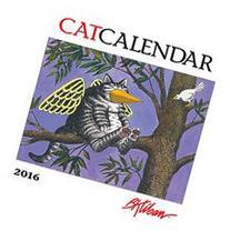 2016 Kliban Catcalendar Wall Calendar