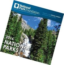 2016 National Parks Foundation Wall Calendar