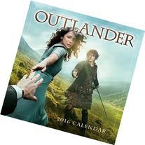 2016 Outlander Wall Calendar