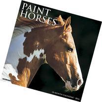 2016 Paint Horses Wall Calendar