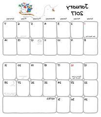 2017 Suzy's Zoo Pocket Calendar
