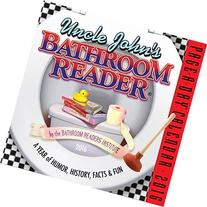 2016 Uncle John's Bathroom Reader Page-A-Day Calendar