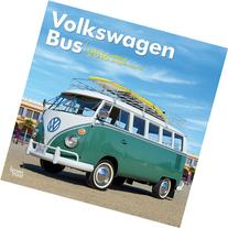 2016 Volkswagen Bus Square 12x12 Wall Calendar