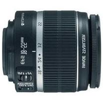 Canon 2042B002 LENS 18 55mm CANON F 3.5 5.6 IS