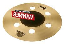 Sabian 21005XA 10-Inch AAX Air Splash Effect Cymbal