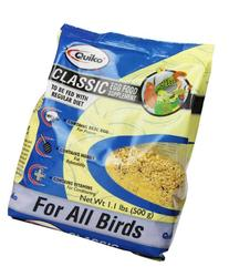 Quiko Classic Egg Food Supplement for All Birds, 1.1 lb.