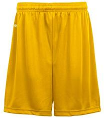 Badger 2107 BD Yth B-Dry Core Short - Gold - M