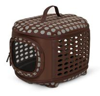 Petmate 21787 Curvations Cat and Dog Retreat Kennel and