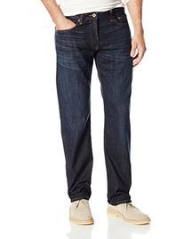Lucky Brand Men's 221 Original Straight Jean, Barite, 34x30